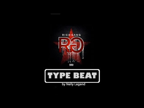 Rich Gang Ft. Detail & Future - Million Dollar  Type Beat[Remake By Nelly Legend]