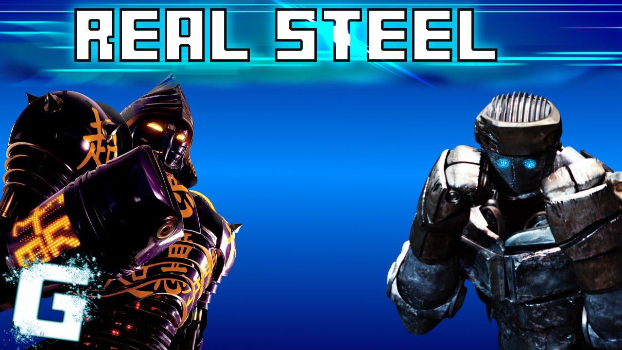 Real Steel - GameSpot