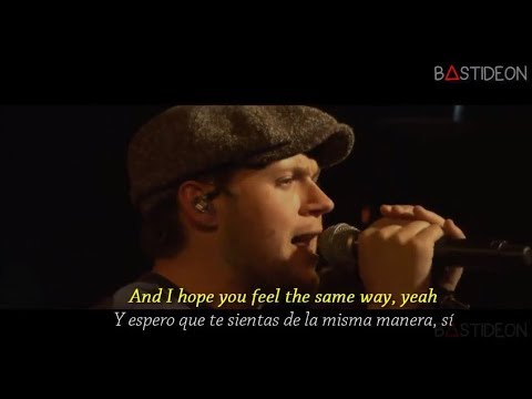 Niall Horan - Slow Hands (Sub Español + Lyrics)