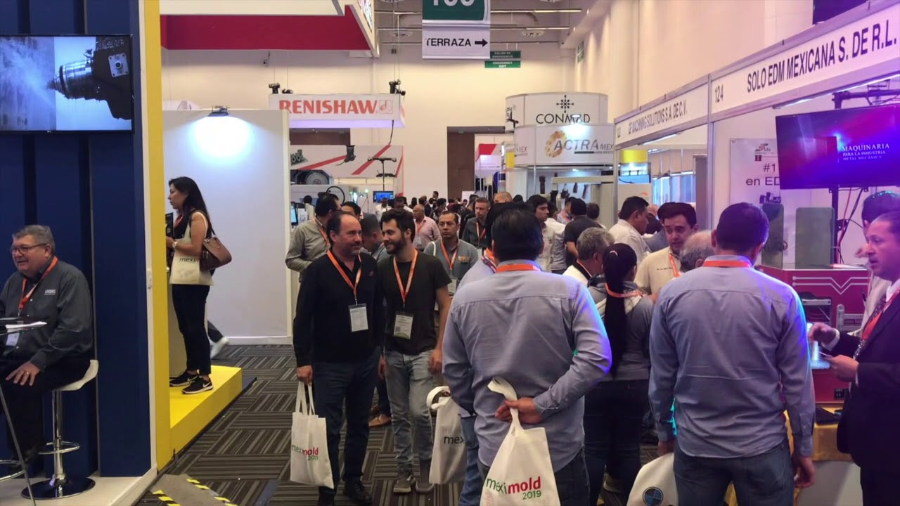 New Molding & Moldmaking Event in Mexico Finds Success in Launch