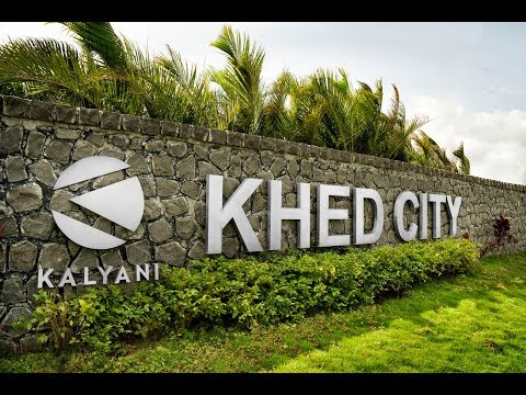 Khed City, Pune - India's Emerging Smart Industrial CIty  - Industrial Park, SEZ, Support Services