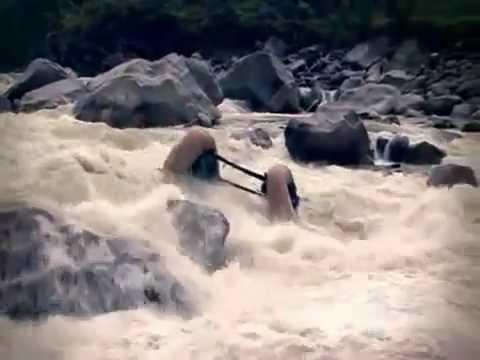 Не гуляй в Непале - сплав по реке Арун (Arun, Nepal)