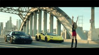 Battle of the Streets: Lamborghini Aventador vs. Ferrari 458 Italia