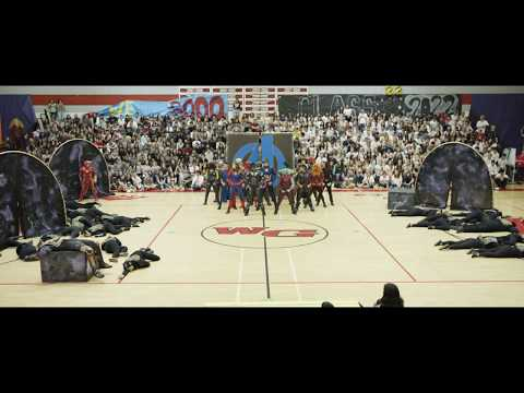 Savannah L - Walden Grove High School Does An Insane Marvel Dance @ Homecoming Assembly