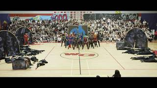 marvel homecoming assembly dance