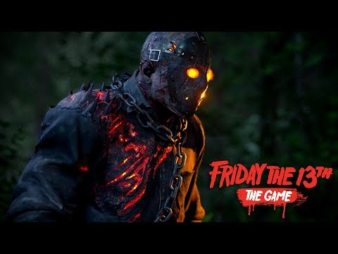 FRIDAY THE 13TH GAMEPLAY LIVESTREAM PS4 PRO