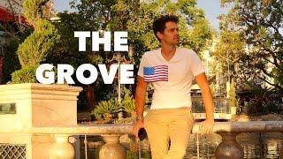 VLOG: Un giro per le ville di LA e The Grove