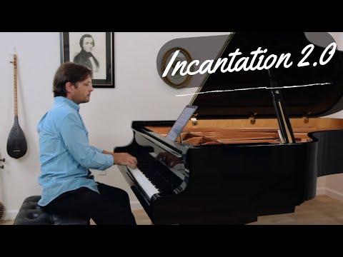 Incantation 2.0 - Fast Contemporary Classical Solo Piano Music - David Hicken - Momentum