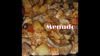 Fiesta Cooking Series Number 3 Menudo