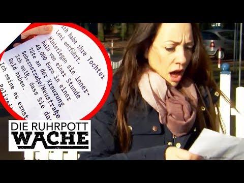 Lotto-Gewinnerin wird erpresst: Tauscht sie ihr Geld gegen Leni?  | Die Ruhrpottwache | SAT.1 TV