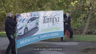 Tampa Expands Fleet With Electric Vehicles Highlight
