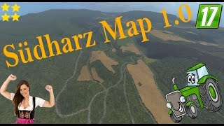 "[""Südharz"", ""Map Vorstellung Farming Simulator Ls17:Südharz Map 1.0""]"