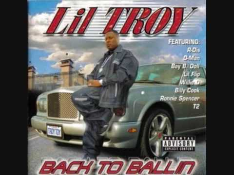 I wanna be a balla   Lil Troy