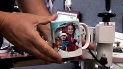Как се прави чаша със снимка