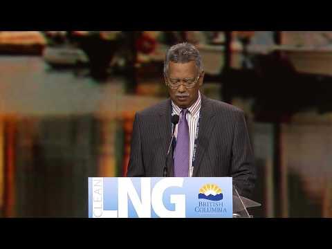 LNG in BC 2014: PETRONAS keynote speech