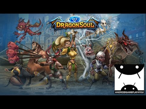DragonSoul Android GamePlay Trailer (By PerBlue) [Game For Kids]