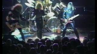 OMEN - The Axeman - LIVE 1984 - Part 4 Resimi