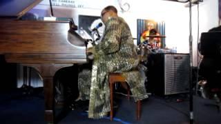 Charlene Moore, sings Ain