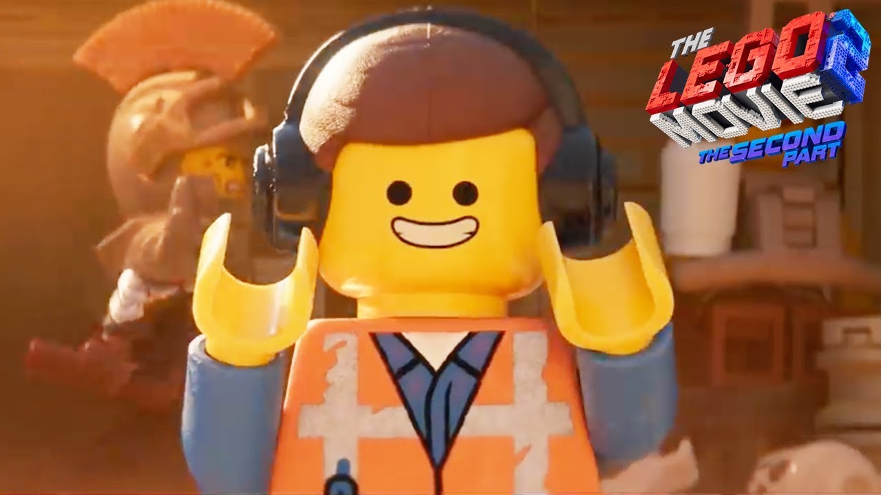 Lego movie 2 this songs going to get stuck in your head lyrics