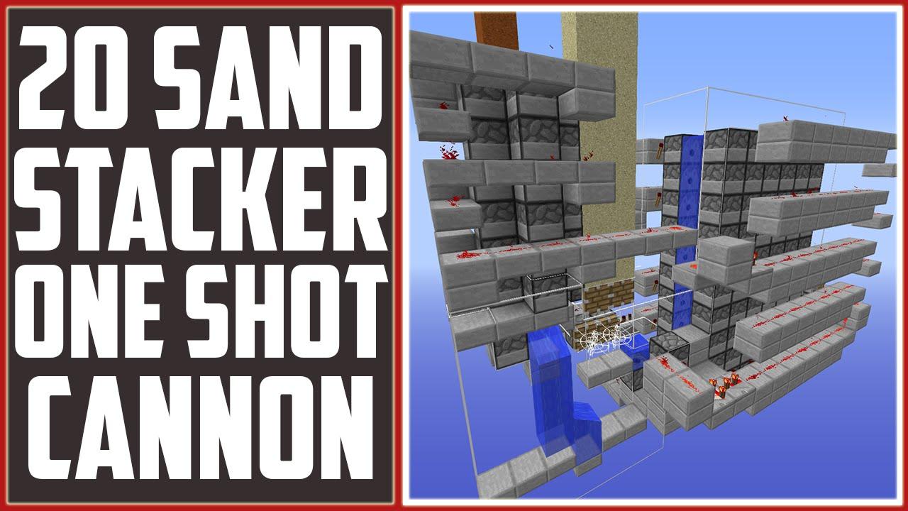 Minecraft Ultimate Stacker