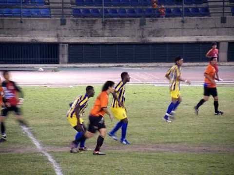 GOL DEL ATLÉTICO VENEZUELA ANTE ANGOSTURA FC 2010