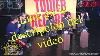 Tower Records Interview Shintani Yuzumi, Asou Maaya, Hidaka Marin