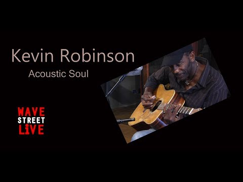 In the Studio with Kevin Robinson on Wave Street Live