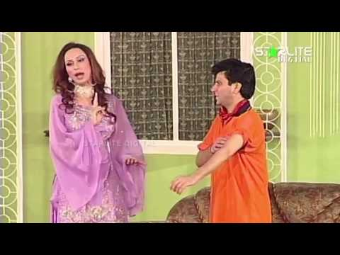 Best Of Tariq Teddy, Deedar and Nasir Chinyoti New Pakistani Stage Drama Full Comedy Funny Clip