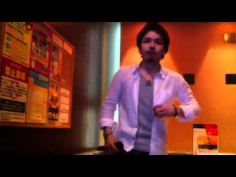 NEW WORLD 三代目j soul brothers COVER Ryo from WITHDOM