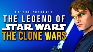 The Legend of Star Wars: The Clone Wars (Part 1)