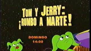 Tandas Comerciales Cartoon Network Latinoamérica - Abril 2007
