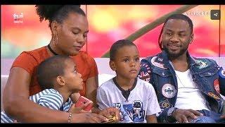 Emocionante C4 Pedro Encontra família Caboverdiano ki é ajuda na Cabo Verde