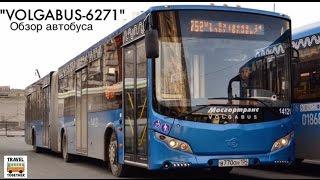 "Новинка В Москве! ""Volgabus-6271"" Обзор Автобуса | Вus Overview ""Volgabus-6271"""