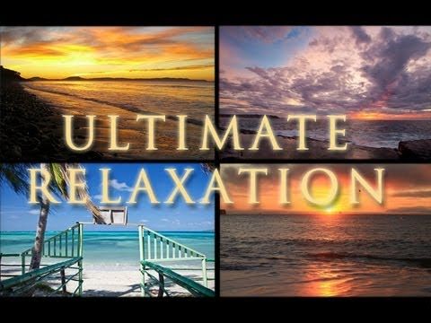 (Nature Relaxation Video w/Music) Ultimate Ocean Beaches Collection HD 1080p