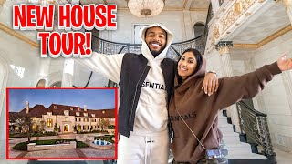 OUR BRAND NEW EMPTY HOUSE TOUR‼️