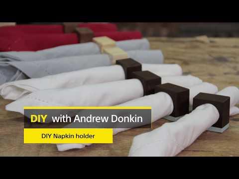 How To Make Napkin Holders