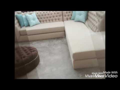 C mo tapizar un sofa youtube - Tapizar sofa ...