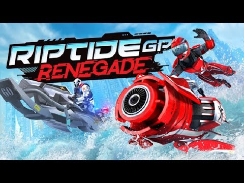 Best Friends Play - Riptide GP: RENEGADE