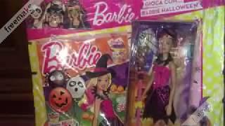 Barbie Witch Halloween - Magazine -