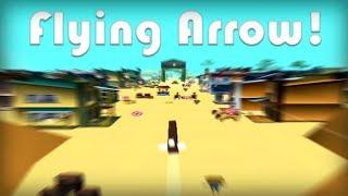 Flying Arrow! - Voodoo DAY 2 Walkthrough