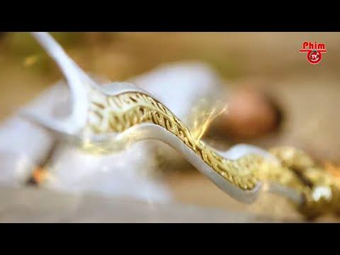 Trương Phi hiển linh trao Bát Xà Mâu và toàn bộ võ công cho đệ tử Triệu Vân | Hiên Viên Kiếm | 888TV