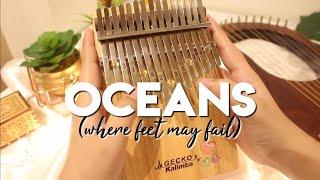 Baixar OCEANS (where feet may fail) - Hillsong United | Kalimba Cover