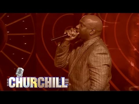 Uncle Sam performs on Churchill Show