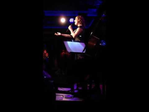 Laura Michelle Kelly sings