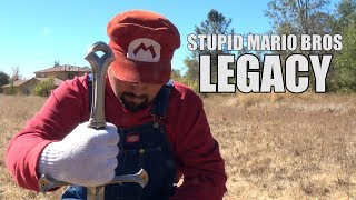 Stupid Mario Brothers: Legacy (FULL MOVIE)