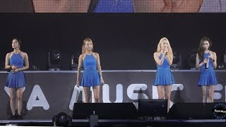 원더걸스 Wonder Girls[4K 직캠]내용 Content Video@20160521 Rock Music