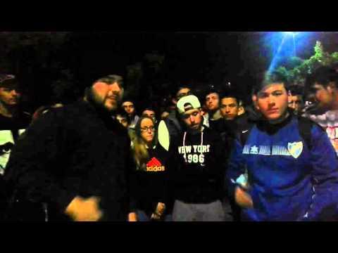 Piranya vs Reo - General Rap - Filtros