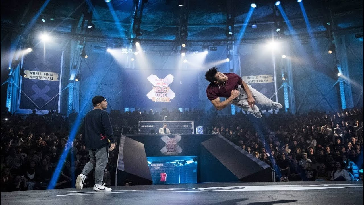 ЧЕМПИОНАТ МИРА ПО БРЕЙК ДАНСУ 2017 ☆ Red Bull BC One World Final 2017