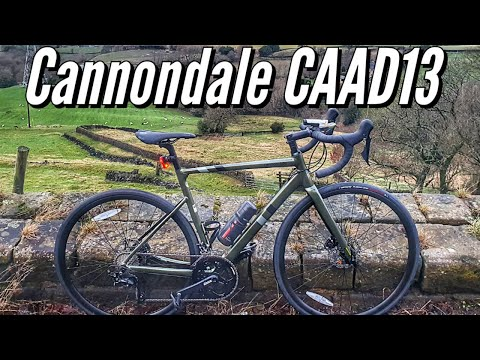 Cannondale Caad 13 2020 - Perfect winter road bike?