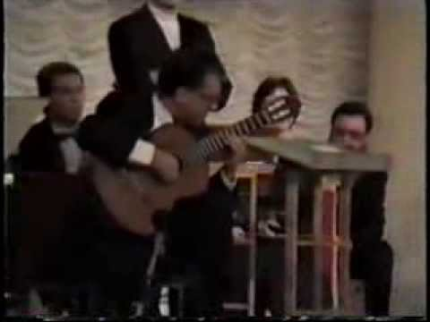 Pepe Romero: Fantasia ( Celedonio Romero) ( live in Moscow 1991)